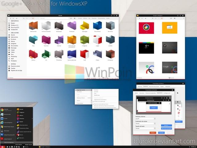 Download Kumpulan Tema Windows XP yang Keren