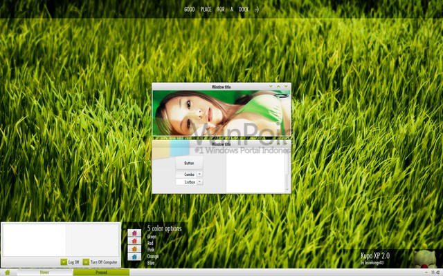 Download Kumpulan Tema Windows XP yang Keren