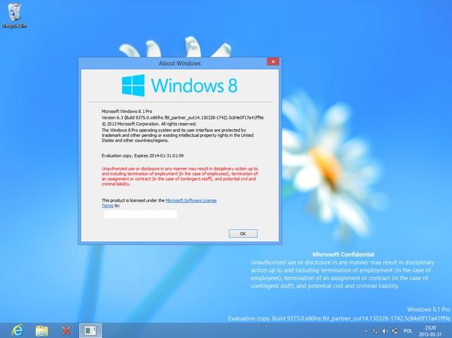 Windows Blue Bakal Dirilis dengan Nama Windows 8.1