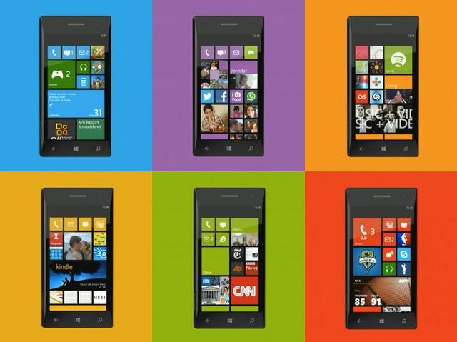 Windows Phone Bakal Mendukung Resolusi Layar 1080p