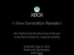 Microsoft Akan Mengumumkan Xbox Generasi Terbaru Pada 21 Mei 2013