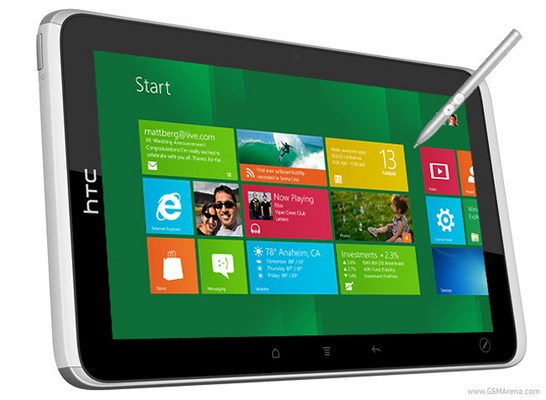 Rumor: HTC Akan Membuat Tablet Windows RT
