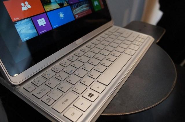 Acer Merilis Tablet Windows 8 lagi, Acer Aspire P3