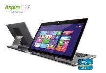 Acer Akan Merilis Laptop/Desktop Hybrid Bernama Acer Aspire R7