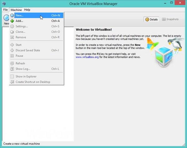 Cara Instal Windows 7 di VirtualBox Beserta Gambar
