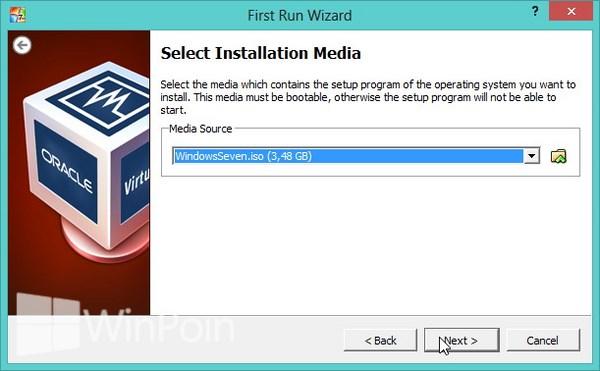 Cara Instal Windows 7 di VirtualBox Beserta Gambar | WinPoin