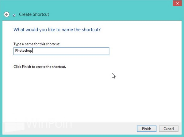 Cara Membuat Shortcut File, Folder atau Software di Windows 7