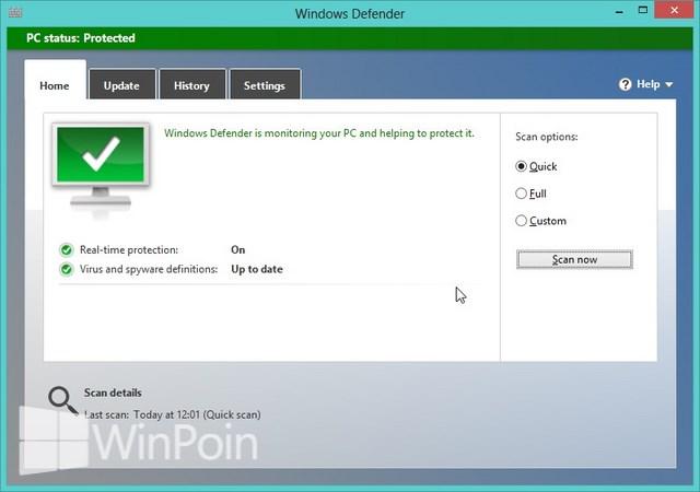 Tutorial 8 Cara Mempercepat Windows 8