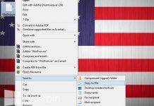 Cara Menambahkan Fungsi Copy Dari Setiap Isi File Teks Dari Menu Send To