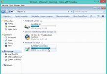 Cara Share Folder dari Windows 7 ke VirtualBox