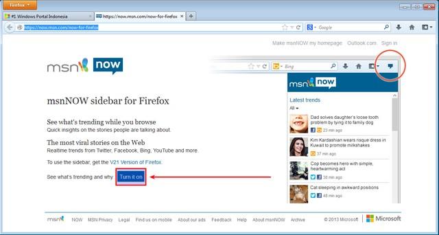 Fitur Baru Firefox 21 yang Sebaiknya Kamu Ketahui