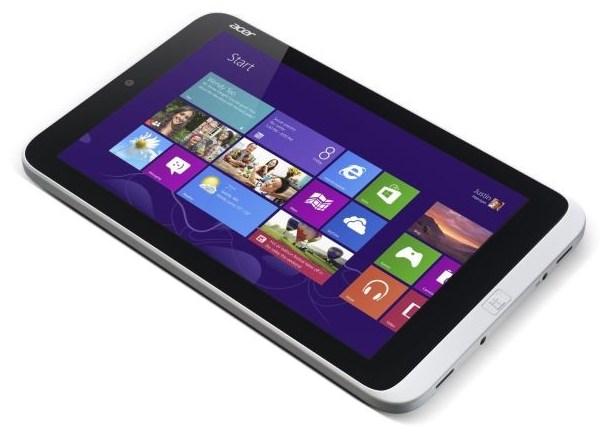 Inilah Spesifikasi Acer Iconia W3: Tablet Windows 8 Mini Pertama di Dunia