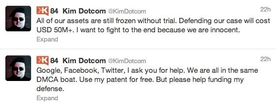 Akankah Kim Dotcom Menuntut Microsoft Karena Menggunakan Two-Factor Authentication?