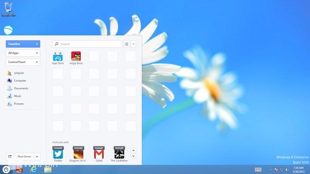 Inilah Update Terbaru Pokki Start Menu untuk Windows 8