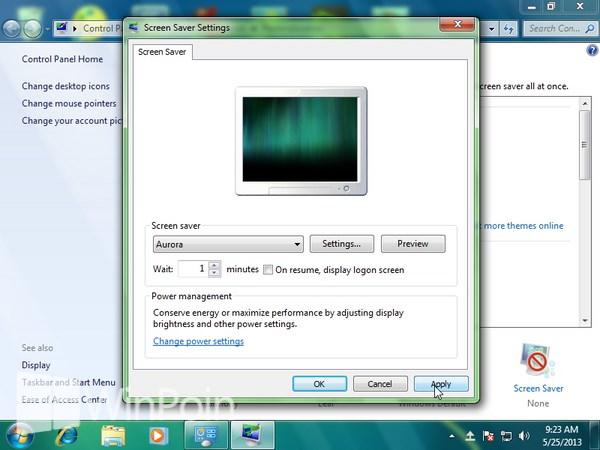 Jika muncul windows UAC klik Yes.