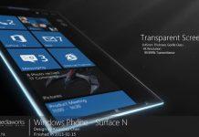 """Konsep """"Surface N"""" - Windows Phone dari Cina - Keren Banget!"""