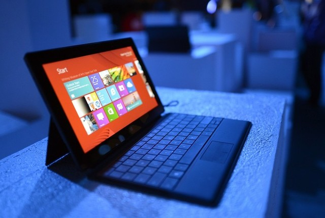 Surface: The Next Generation Tablet
