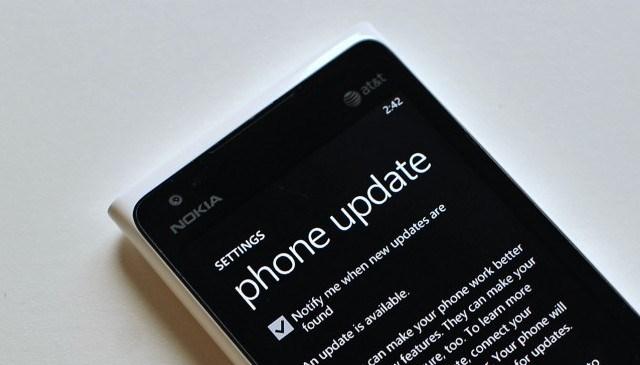 AT&T Memberikan Update Windows Phone Untuk Lumia 900