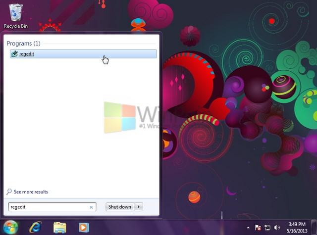 Cara Mengaktifkan dan Mematikan Animasi Minimize dan Maximize Window di Windows 7