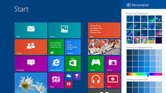 Microsoft Akan Merilis Windows 8.1 via Windows Store Pada Bulan Juni
