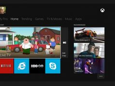 Xbox One Menggunakan Kernel Windows