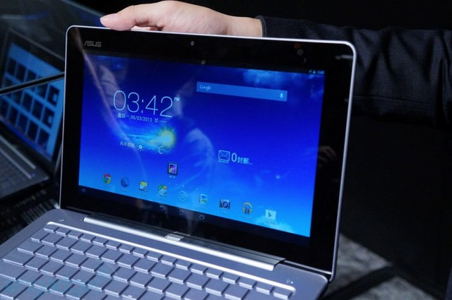 Asus Informer Book Trio: Ketika Android dan Windows 8 Digabungkan Menjadi Satu