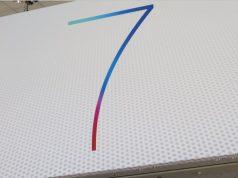 Banner iOS 7 dan OS X di WWDC Sangat Minimalis
