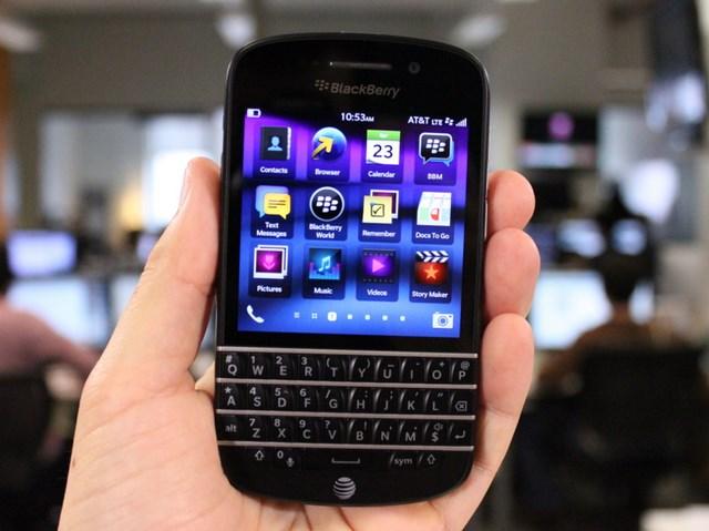 BlackBerry 10 Kurang Laku, Berita Bagus untuk Windows Phone?