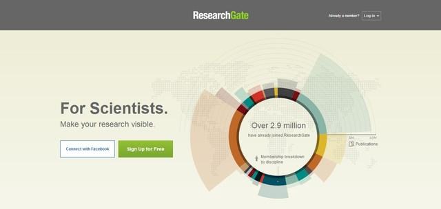 Bill Gates Ikut Mendanai ResearchGate - Jejaring Social untuk Ilmuwan