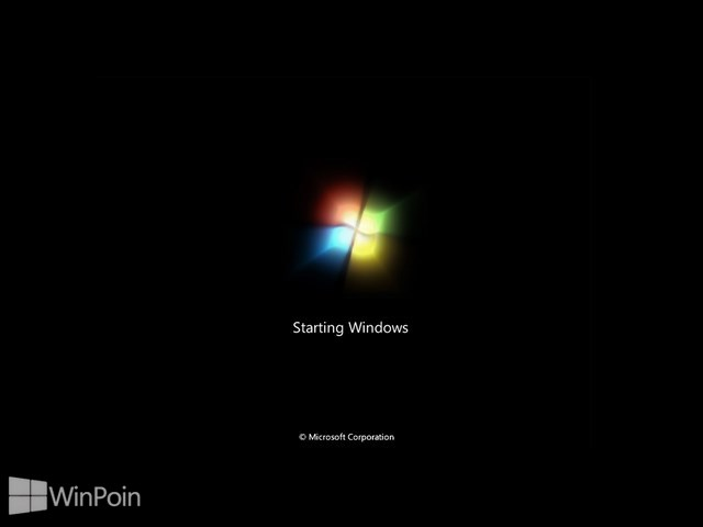 Cara Mematikan Boot Screen di Windows 7