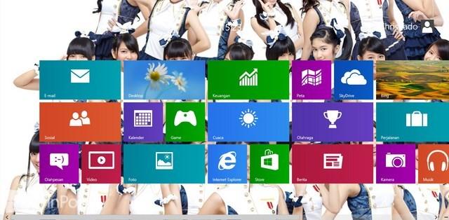 Cara Login Secara Otomatis di Windows 8
