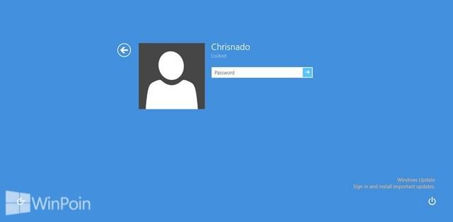 Cara Mematikan Lock Screen di Windows 8