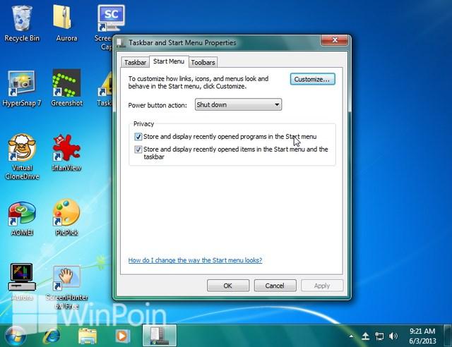 Cara Mematikan dan Mengaktifkan Auto Suggest di Windows Explorer dan Windows Run
