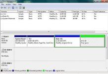 Cara Membagi Partisi di Windows 7