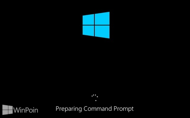 Cara Membuka Command Prompt Saat Booting Windows 8