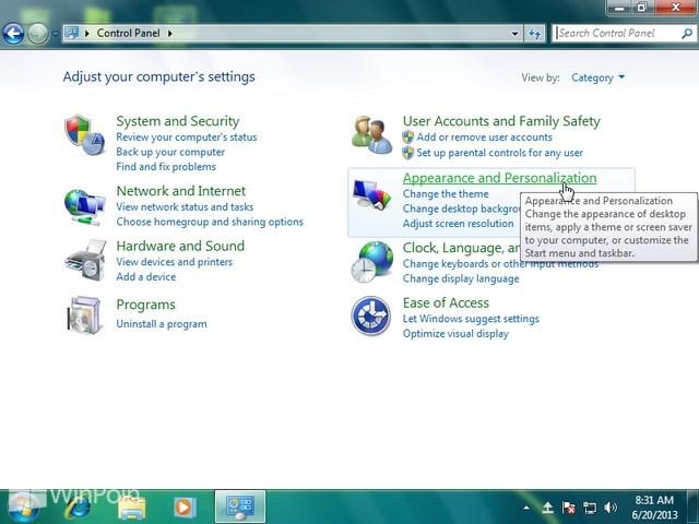 Cara Menampilkan Folder yang di Hidden pada Windows 7