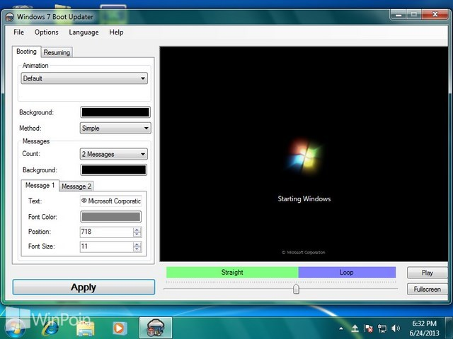Cara Mengganti Boot Screen Windows 7