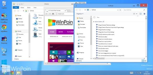 Cara Mengganti Font Windows 8