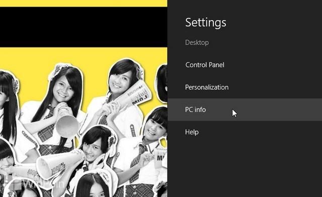 Cara Mengganti Nama Komputer di Windows 8
