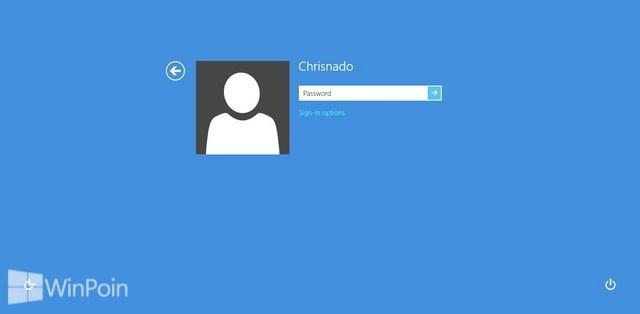 Cara Menggunakan Lock Screen Windows 8