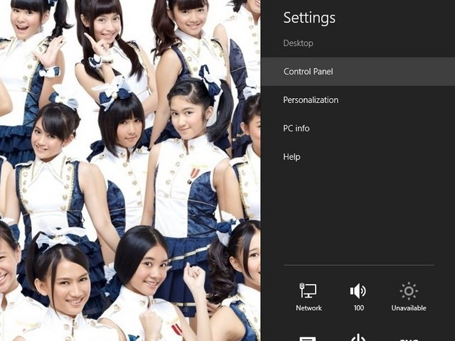 Cara Menggunakan Lock Screen Windows 8