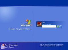 Cara Mengubah Password Komputer di Windows XP
