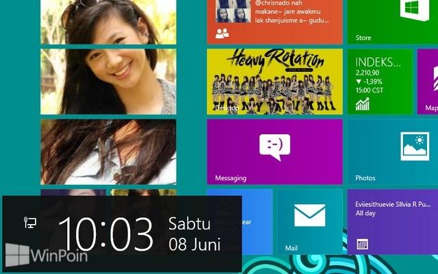 Cara Mengubah Time Zone di Windows 8