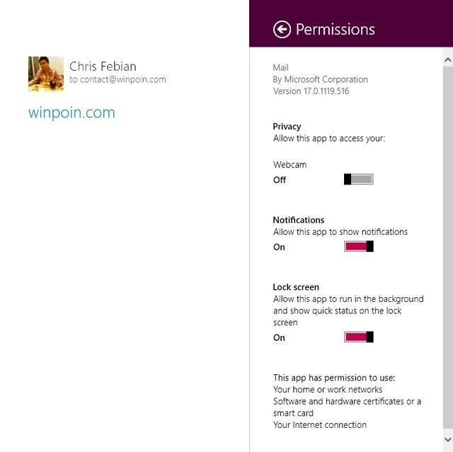 Cara Menggunakan Fitur Email di Windows 8