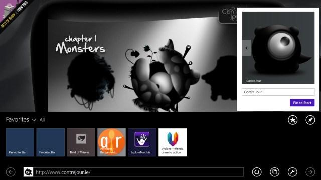Inilah Fitur Baru Internet Explorer 11