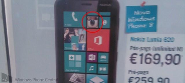 Aplikasi Instagram untuk Windows Phone 8 - Asli atau Palsu?