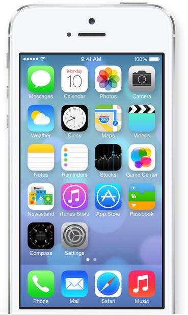 Inilah Fitur dan Tampilan iOS 7