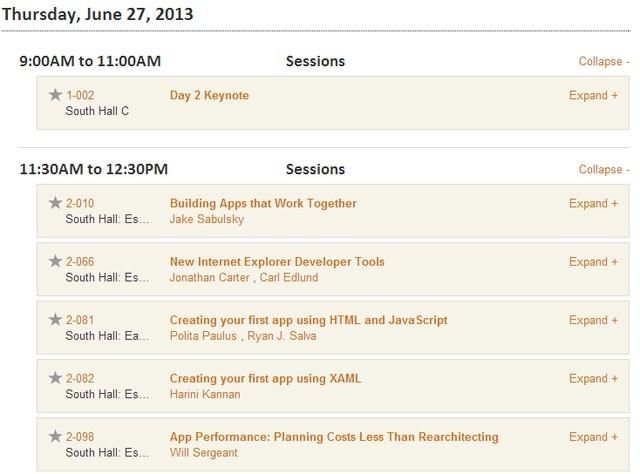 Inilah Jadwal dan Video Lengkap Event BUILD 2013