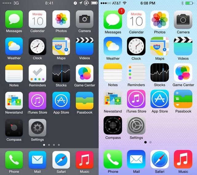 iOS 7 Menuai Banyak Kritik dan Hujatan