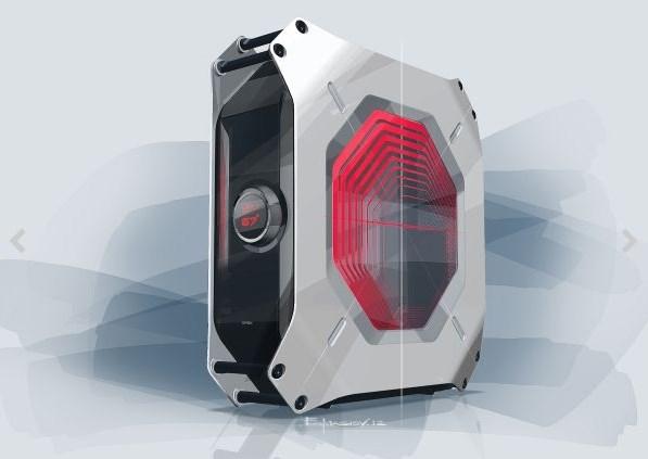Inilah Desain Gaming PC Mewah buatan BMW